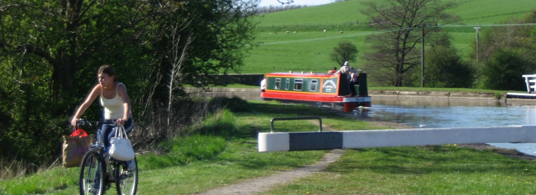 Pennine Cruisers & Cycle Routes