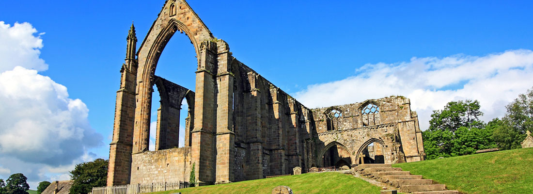 Bolton Abbey - Skipton and the Yorkshire Dales