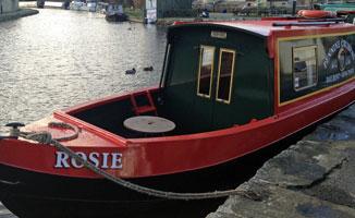 Pennine Cruisers Narrow Boat - Rosie