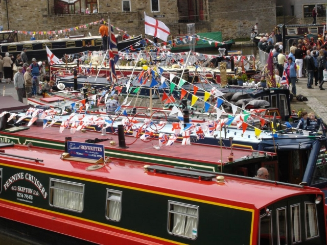 The Skipton Waterway Festival