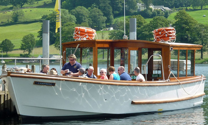 Pennine Cruisers - Private Charter Boat Hire