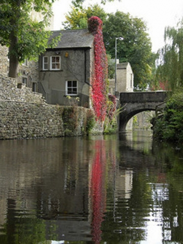 The Leeds Liverpool Canal at Skipton